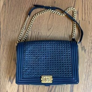 Authentic Chanel Runway Bag
